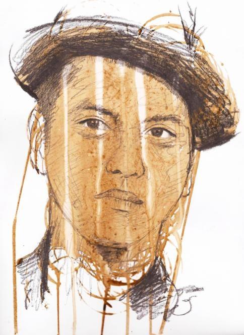 Bruno Mars by gram